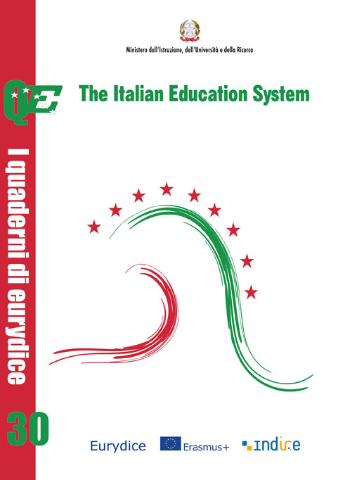 Immagine di copertina con disegni verdi e rossi su sfondo bianco