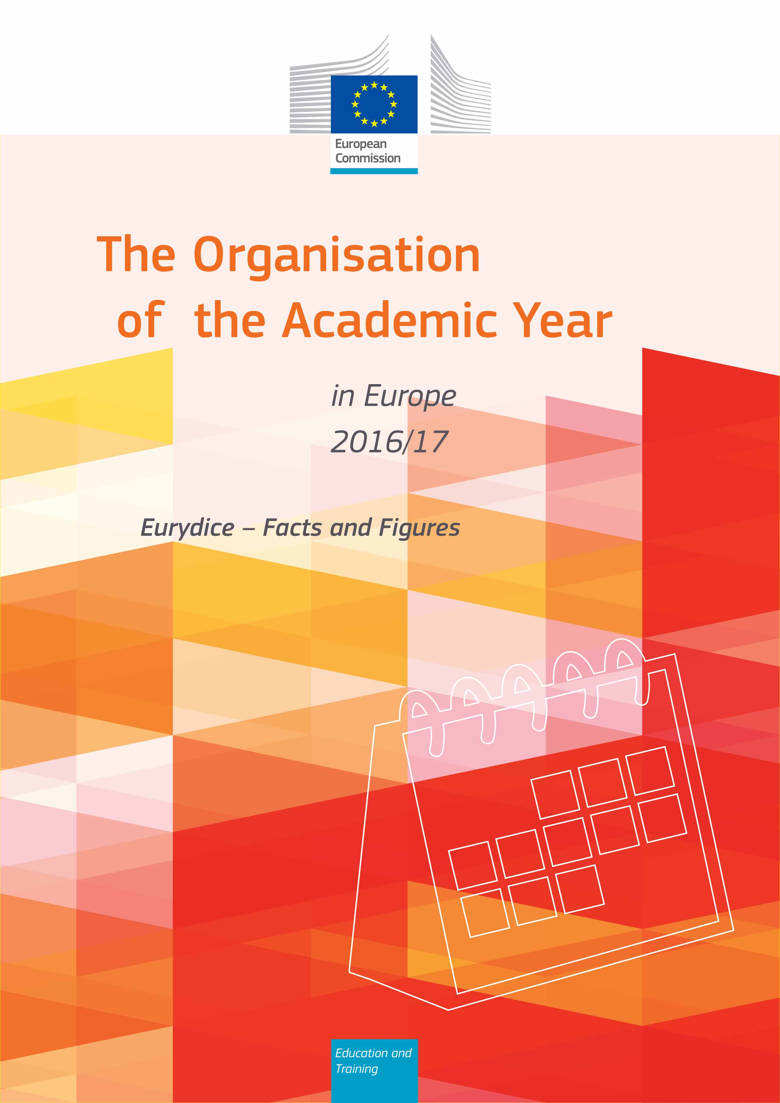 The Organisation of the Academic Year in Europe - 2016/17