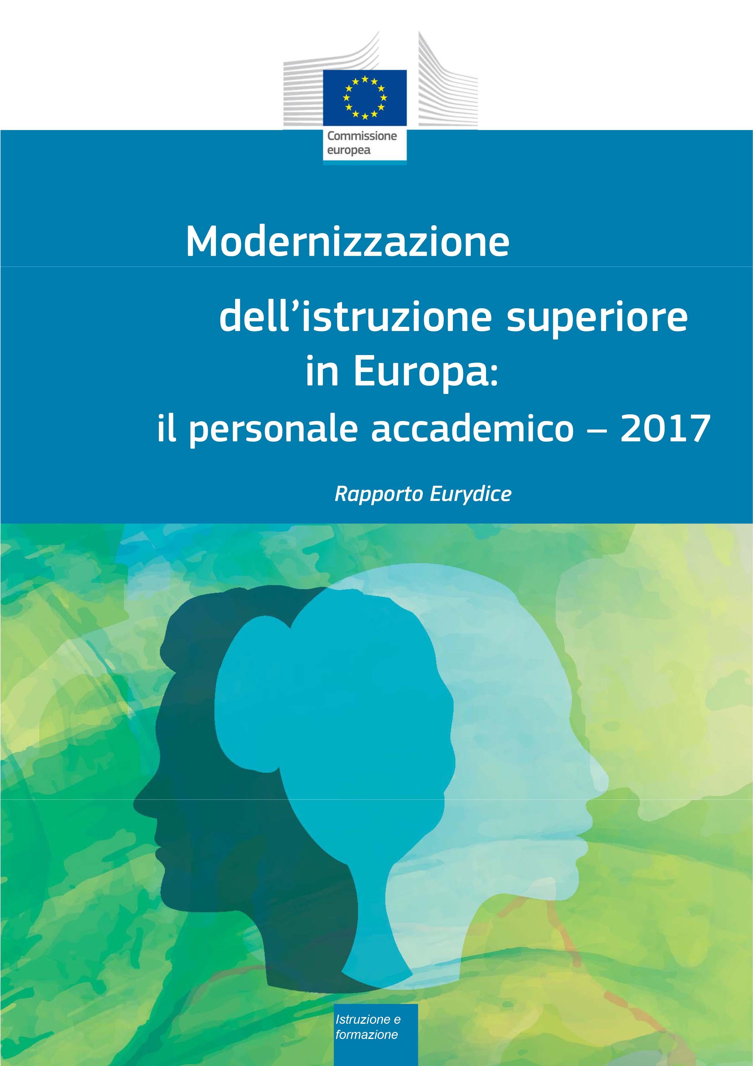 Modernizzazione dell'istruzione superiore in Europa: il person