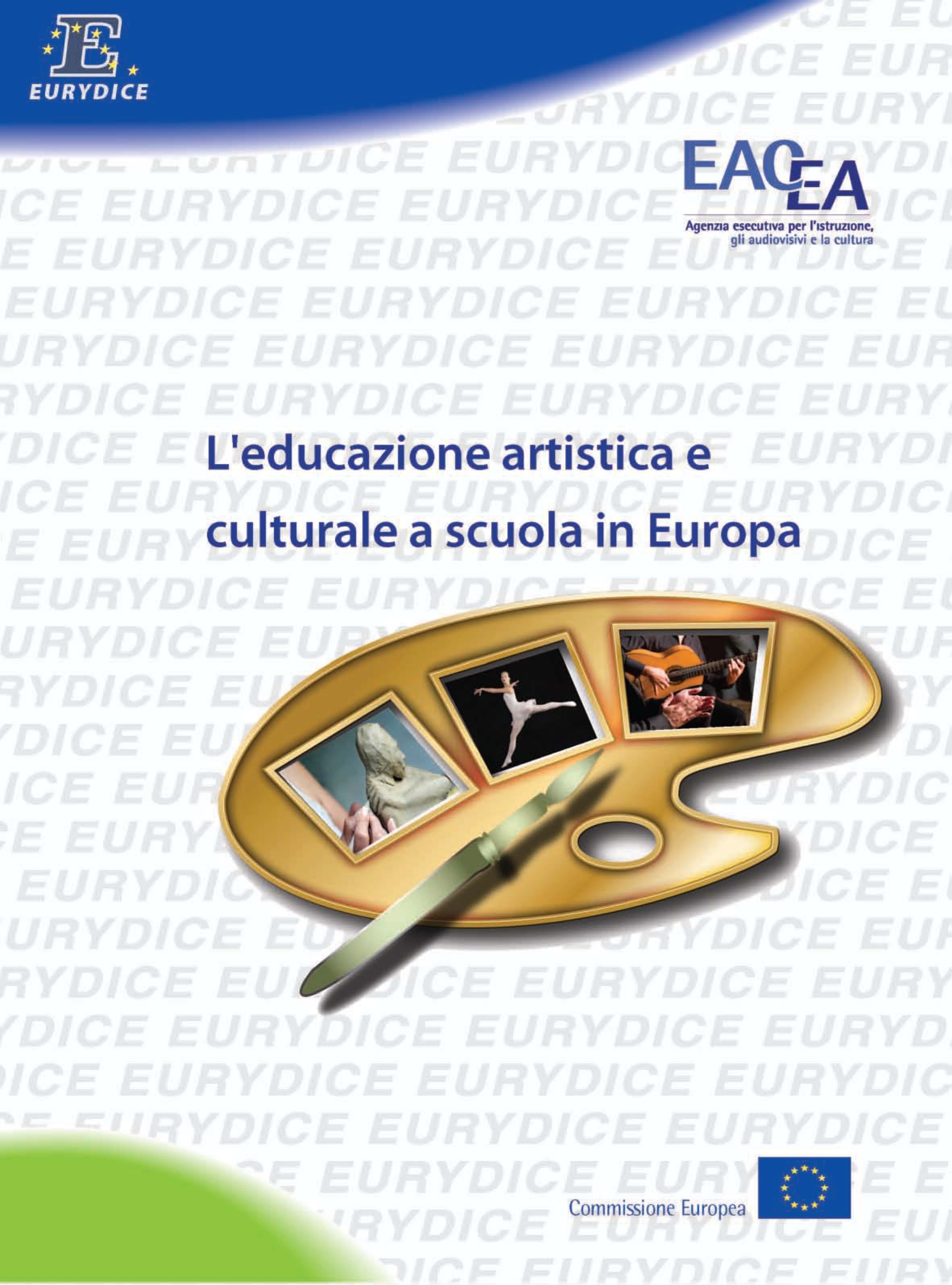 L'educazione artistica e culturale a scuola in Europa