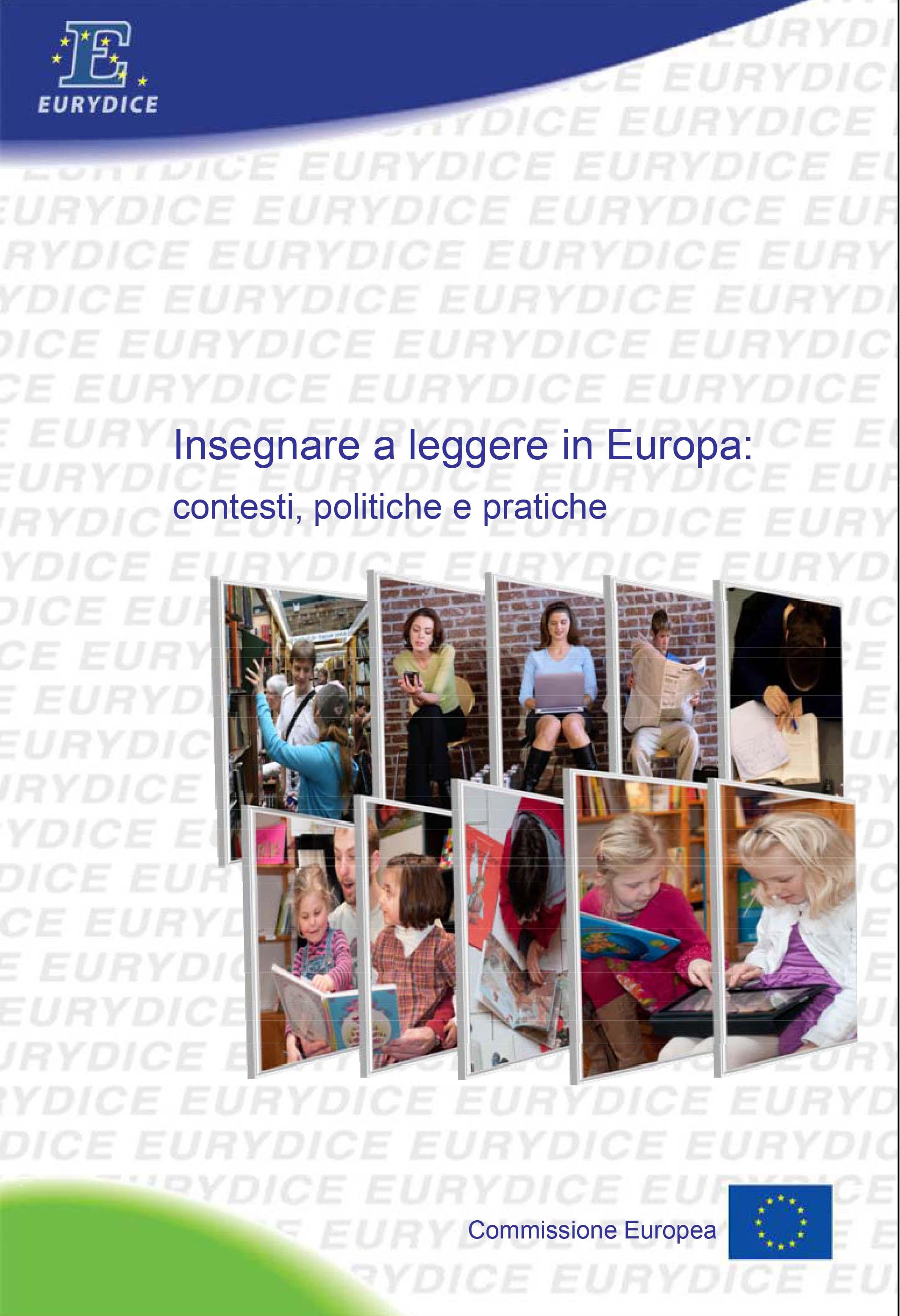 Insegnare a leggere in Europa: contesti, politiche e pratiche