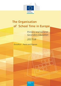 Cover School Calendar 2017-18