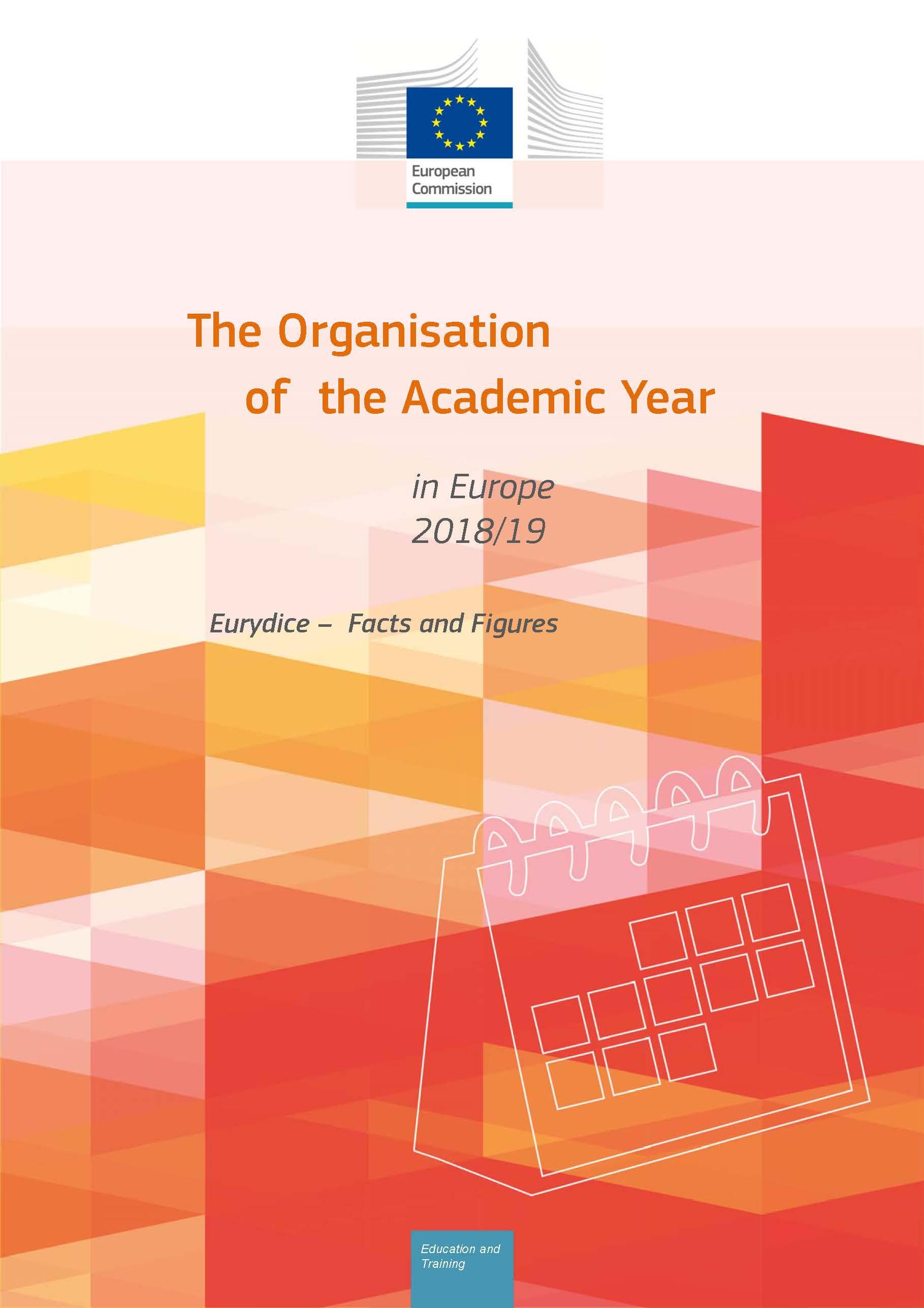Cover Academic Calendar