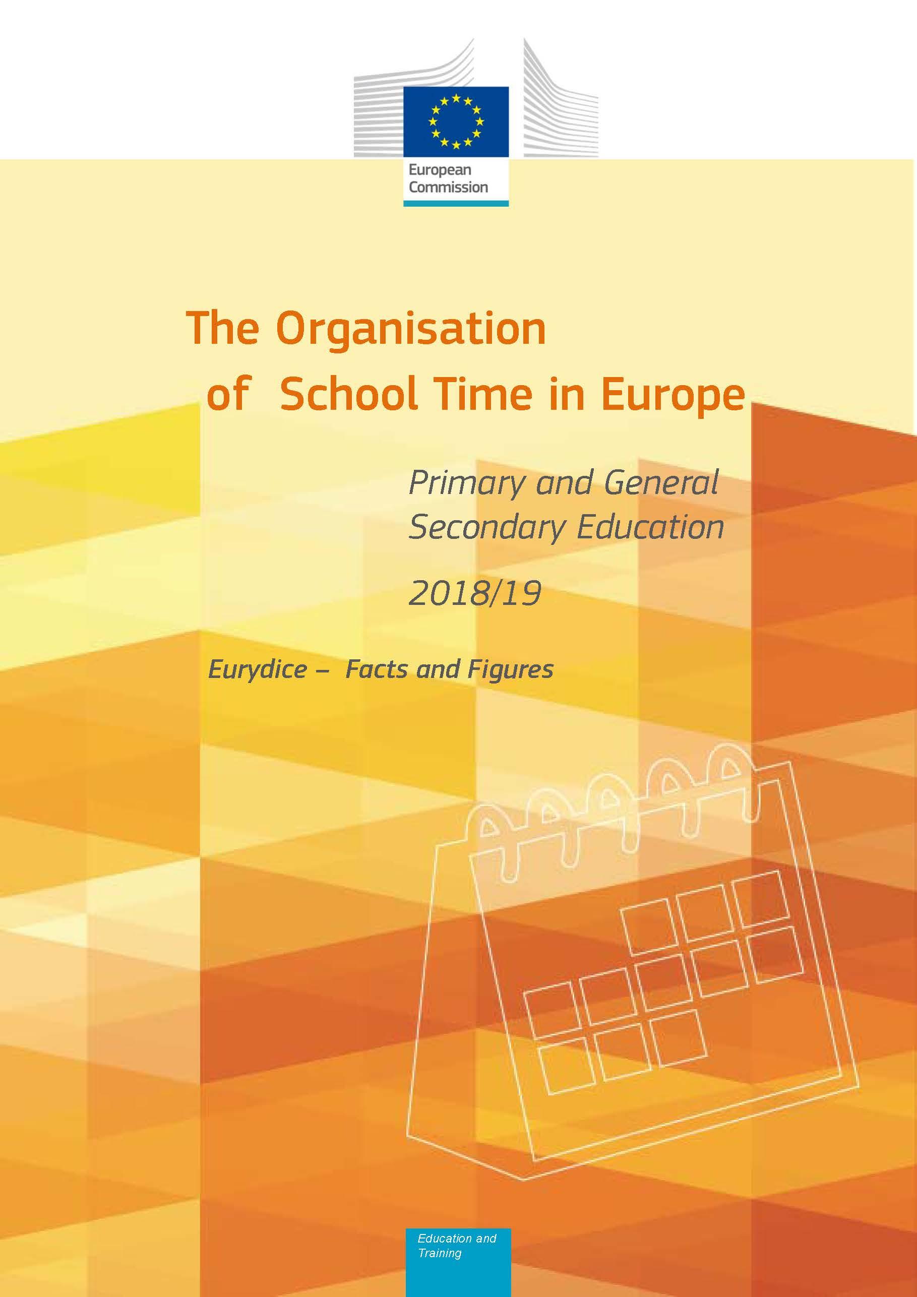 Cover School Calendar