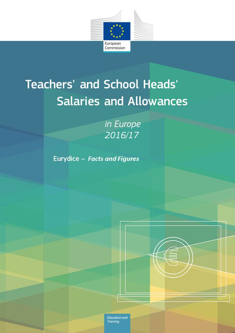 Teachers' salaries - Cover