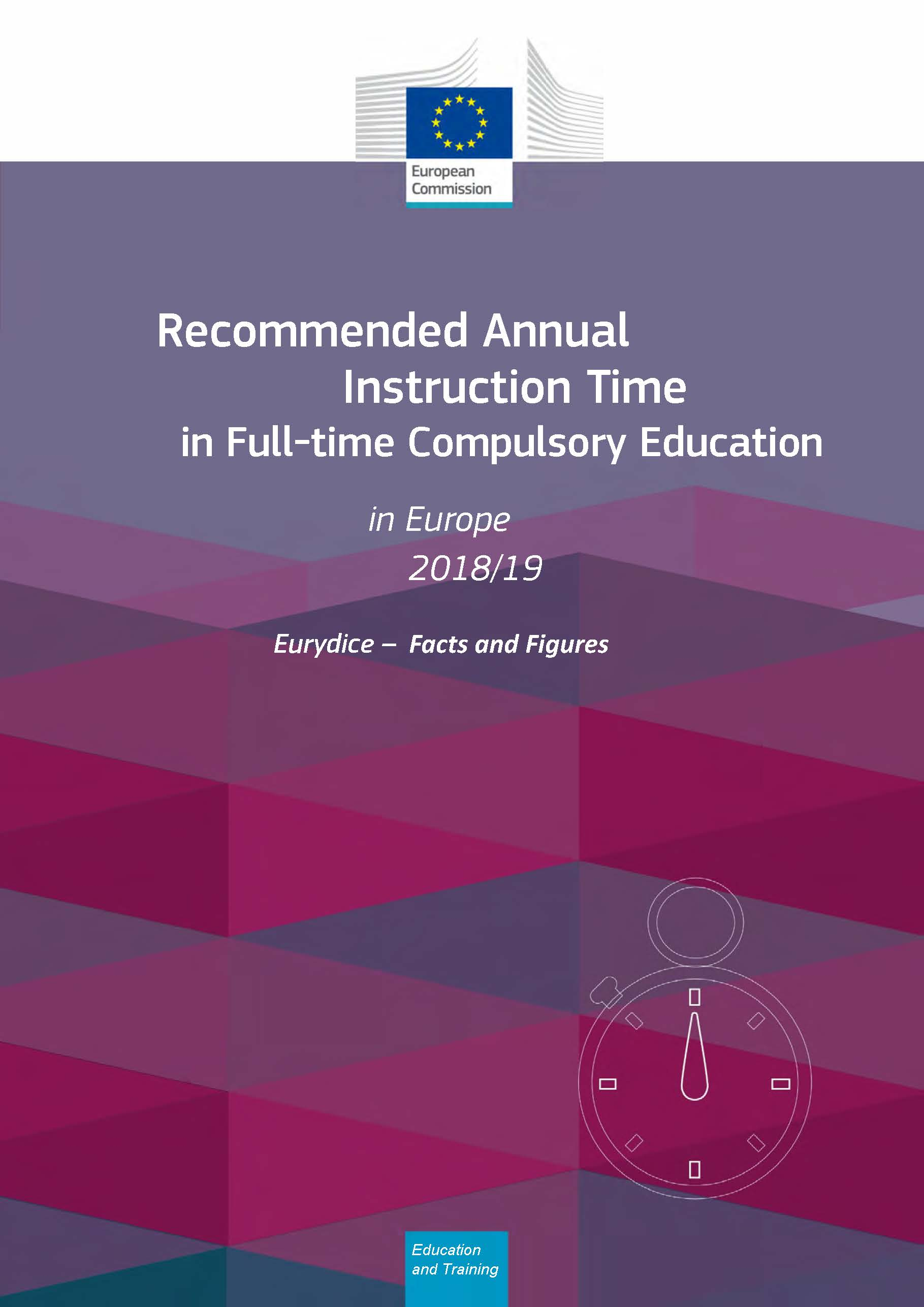 Instruction time 2018_19 - Cover